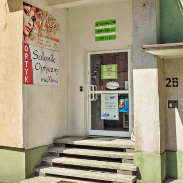 Salon w Głogówku