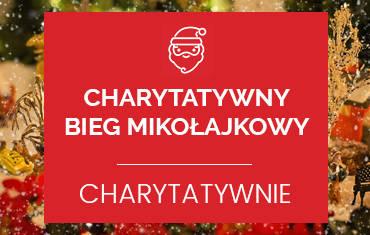 V Charytatywny Bieg Mikołajkowy