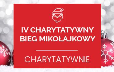 IV Charytatywny Bieg Mikołajkowy