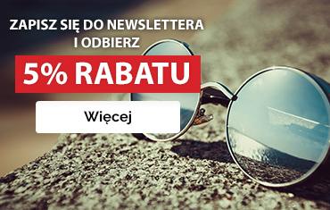 Rabat 5% za  subskrypcję