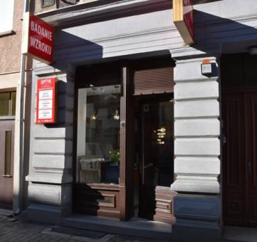 Salon przy ul. J. Poniatowskiego