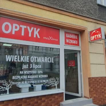 Salon w Wodzisławiu Śląskim